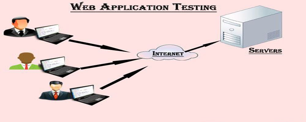 Service Provider of Web Based Application Testing