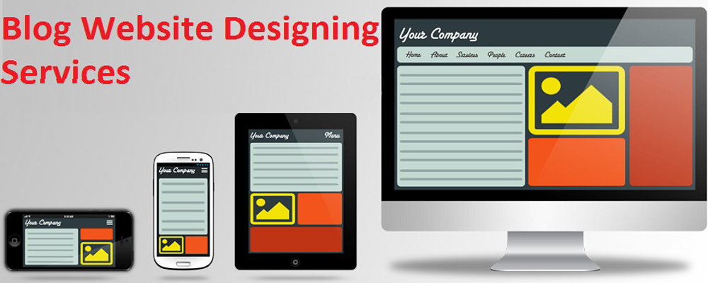 Service Provider of Blog Website Designing Services