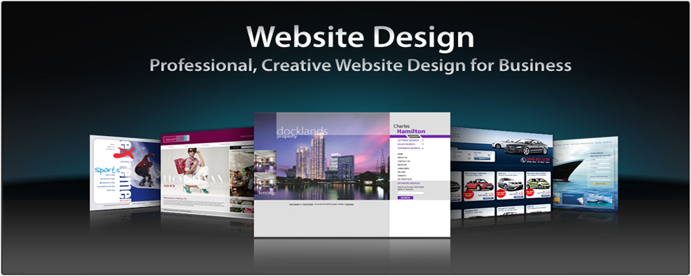 Service Provider of Business Websites Designing