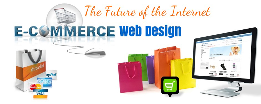 Service Provider of Ecommerce Website Designing