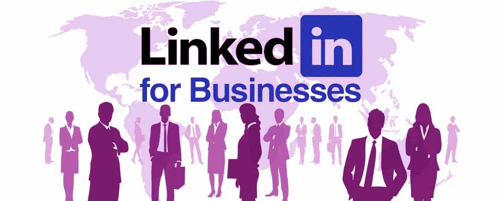 Service Provider of LinkedIn Business Page Management