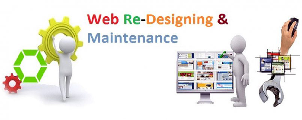 Service Provider of Web Re-Designing & Maintenance